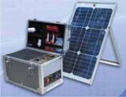Портативный фотоэлектрический комплект JW-20W