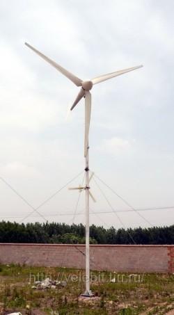 Ветрогенератор 5 кВт